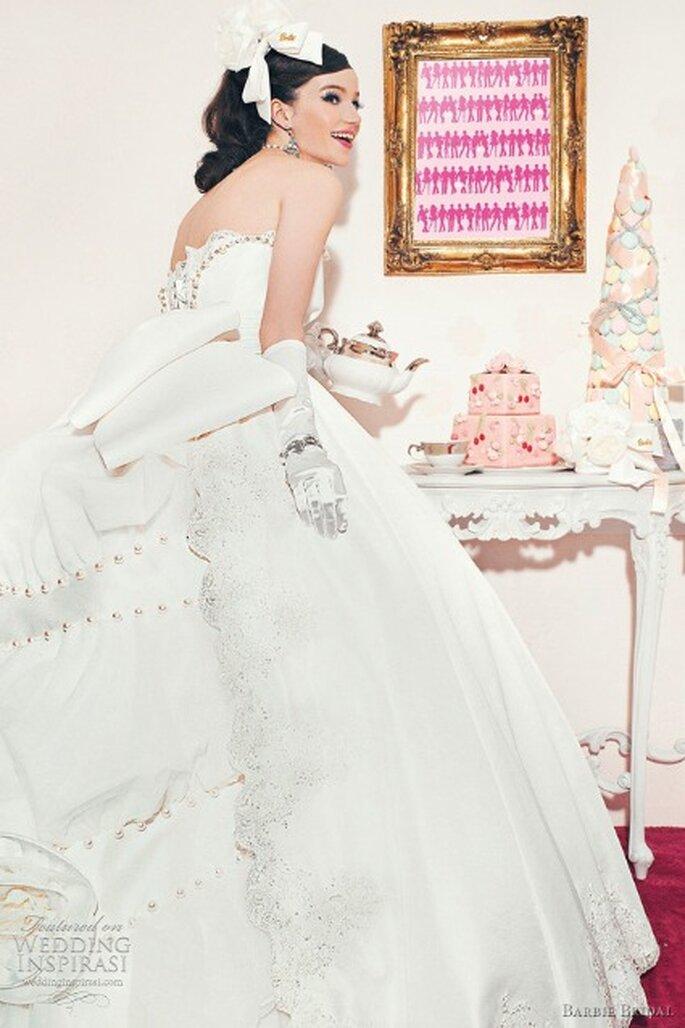 Barbie Bridal 6ème collection 2011-2012