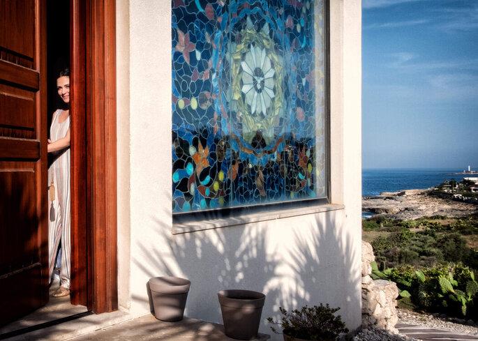 Giuseppe Costanzo - sposa vetrata