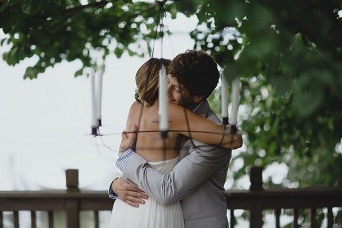 Свадьба у озера – Фото Ray + Kelly