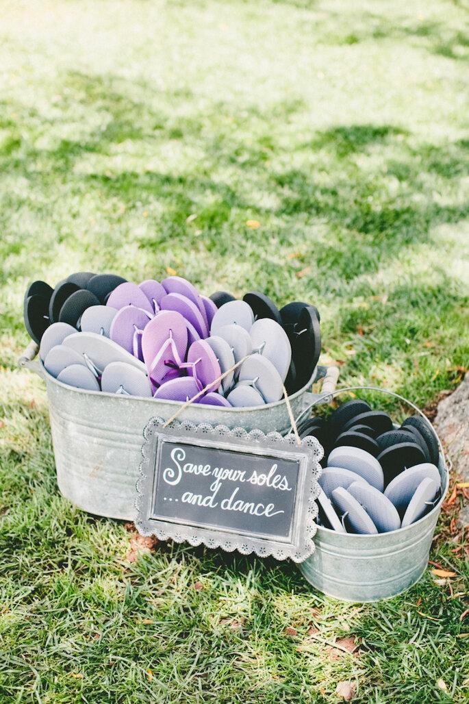 15 ideas súper ingeniosas para una boda al aire libre - Onelove Photography