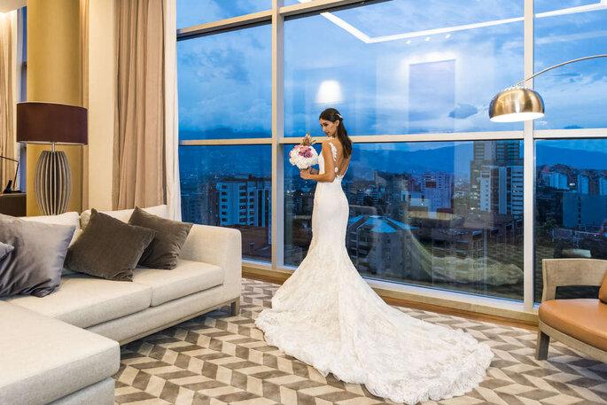 Hotel Marriot Medellín
