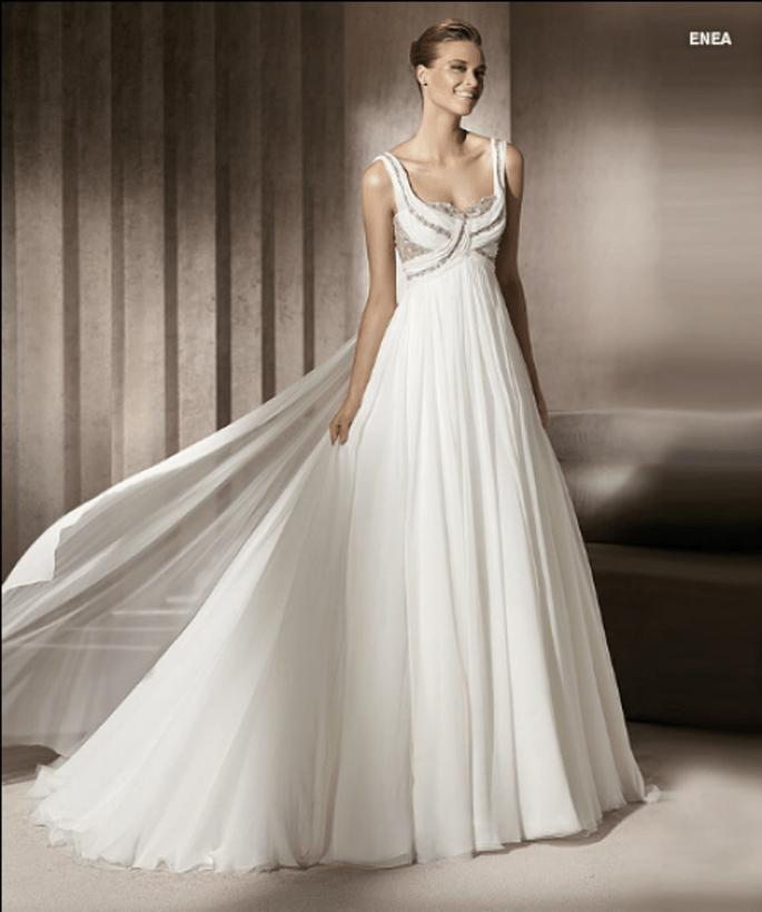 Vestido de novia, Enea Pronovias