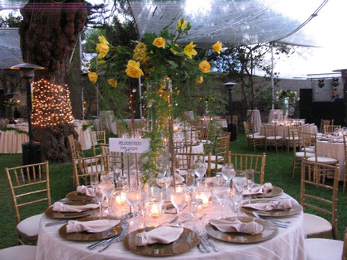 decoracin boda sencilla
