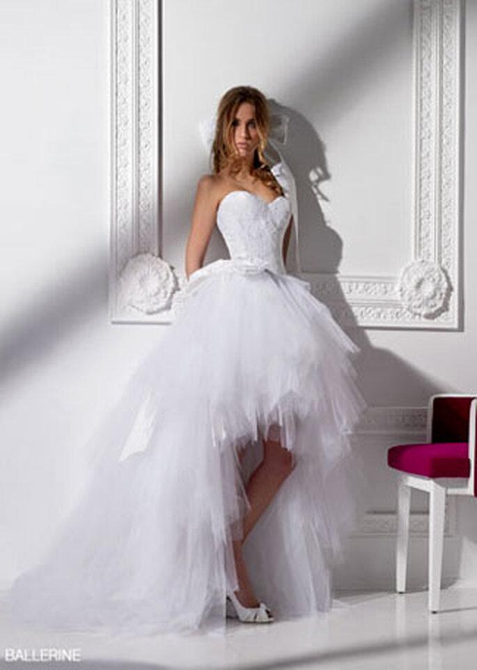 Robe de mariée Frédéric Alzra - Ballerine