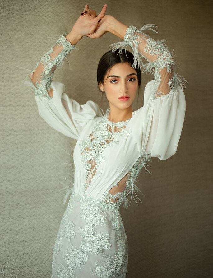 Rosiris Miranda Haute Vestidos de novia barranquilla
