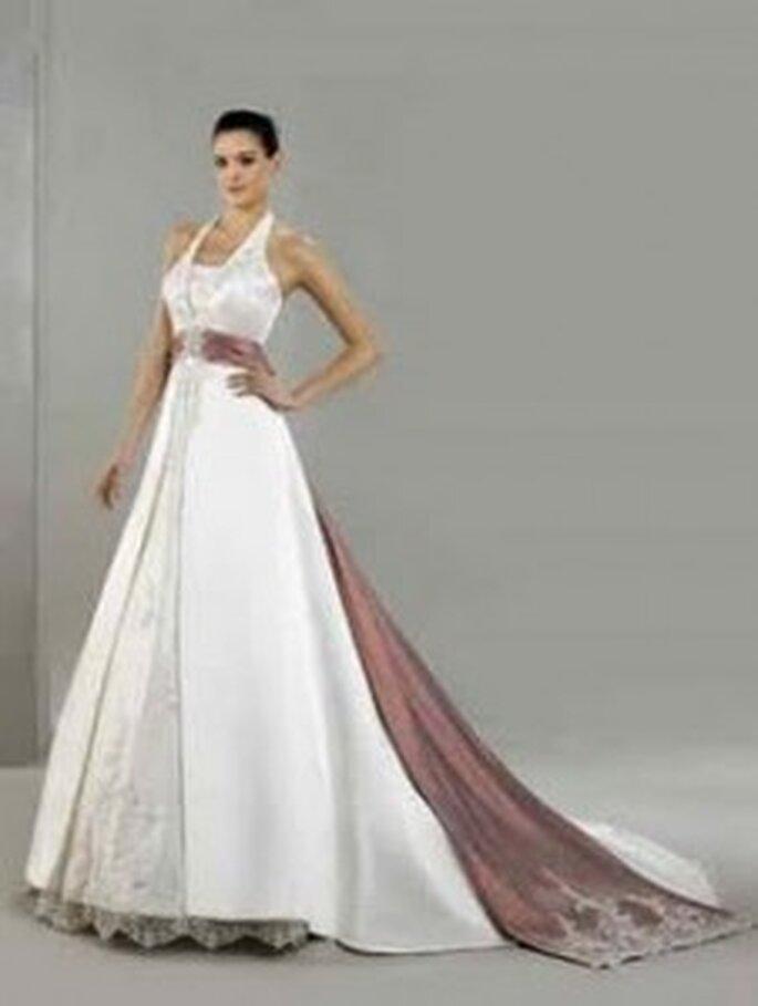 Definitivamente este vestido marcará perfectamente tu cintura y te hará lucir más hermosa que normalmente