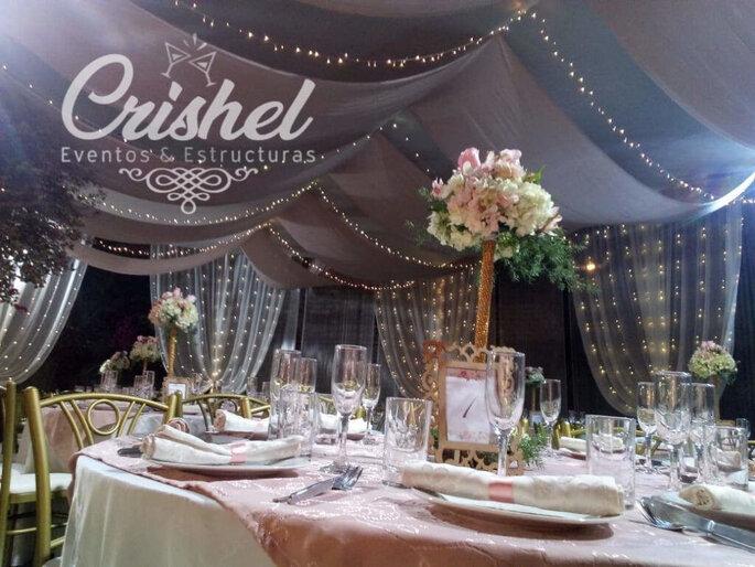Crishel Eventos & Estructuras