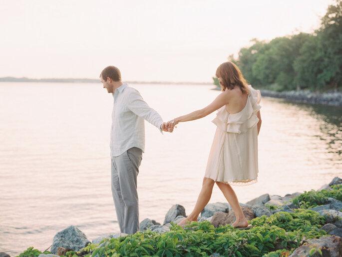 25 promesas que la mayoría de los hombres le hacen a sus esposas. Foto- Abby Jiu Photography