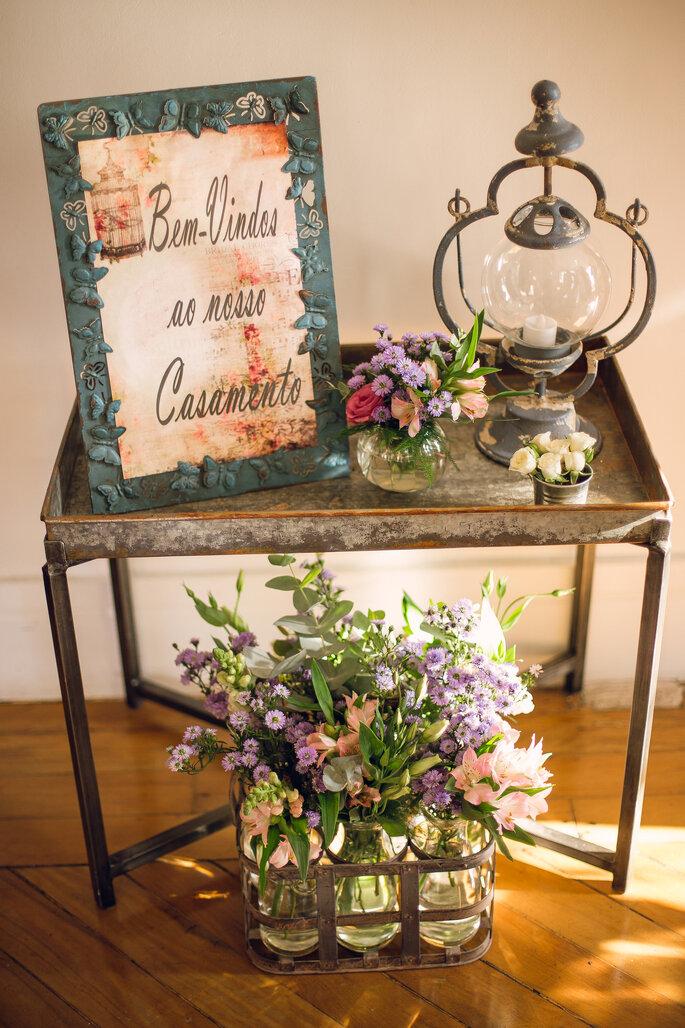 Decoração e flores: Madrecita   Foto: Tudo Vira Foto
