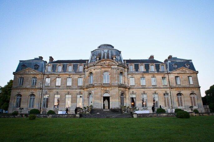 Le Château de Champlâtreux, lieu de réception en Ile-de-France