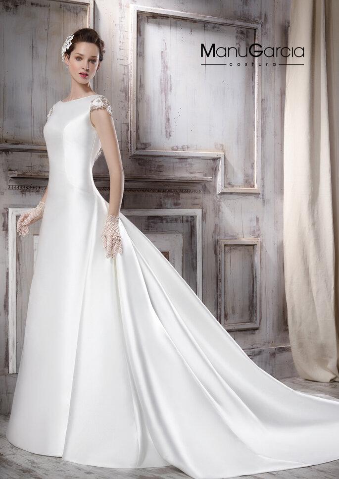 cuál es el corte de vestido de novia que más te favorece?