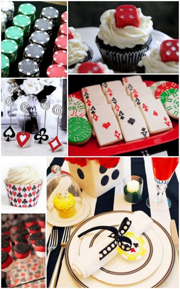 ¿Te gustaría organizar tu boda en Las Vegas? Foto: koyalwholesale.com