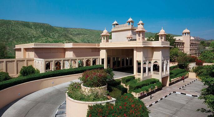 Photo: Trident Hotel Jaipur.