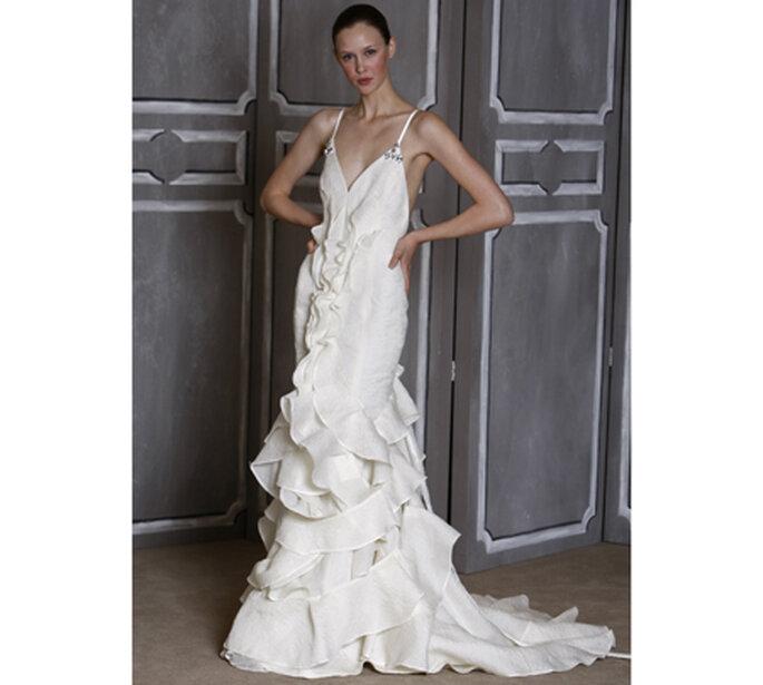 Vestido de Noiva Carolina Herrera - Carneiro