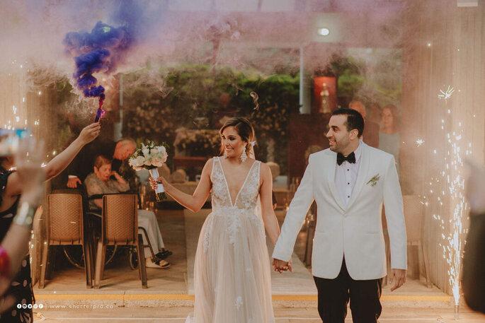 Ivonne Arias Planner wedding planner Cali