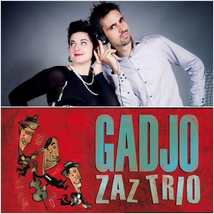 Discoxygen - Gadjo Zaz Trio