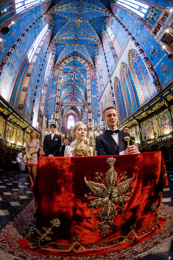 Agnieszka i Jacek Taranowie
