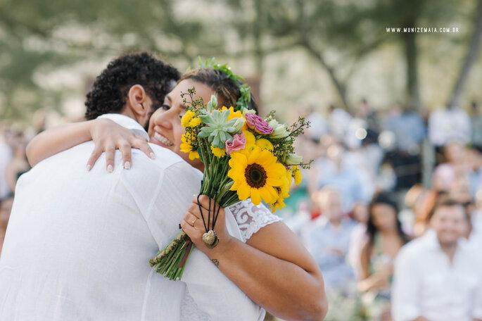 Buquê: Flor.idas | Foto: Muniz e Maia Fotografia