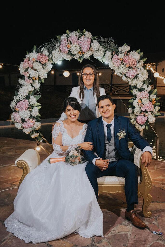 Backus Eventos decoración de boda