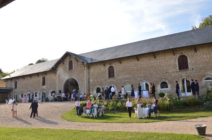 Le Clos Magnitot - Lieu de réception mariage - Val d'Oise