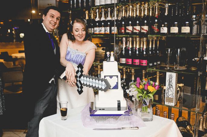 La boda perfecta para los más geeks - Foto Kanashay Photography