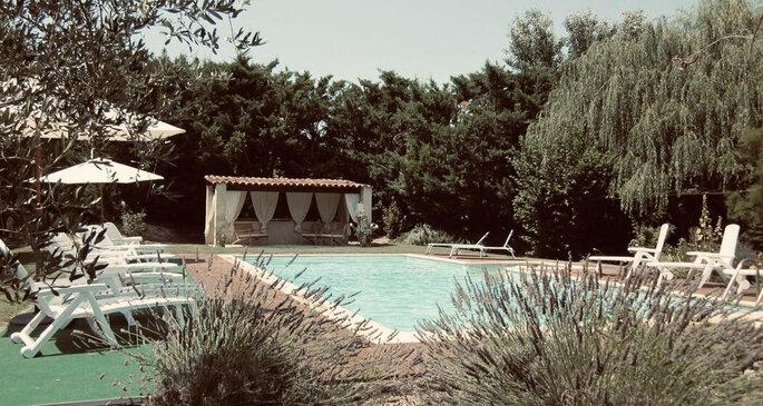 Domaine du Grand Lauron - Lieu de réception en Provence