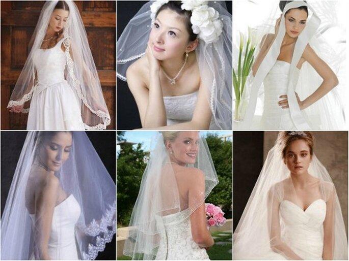 A chaque mariée, son voile !