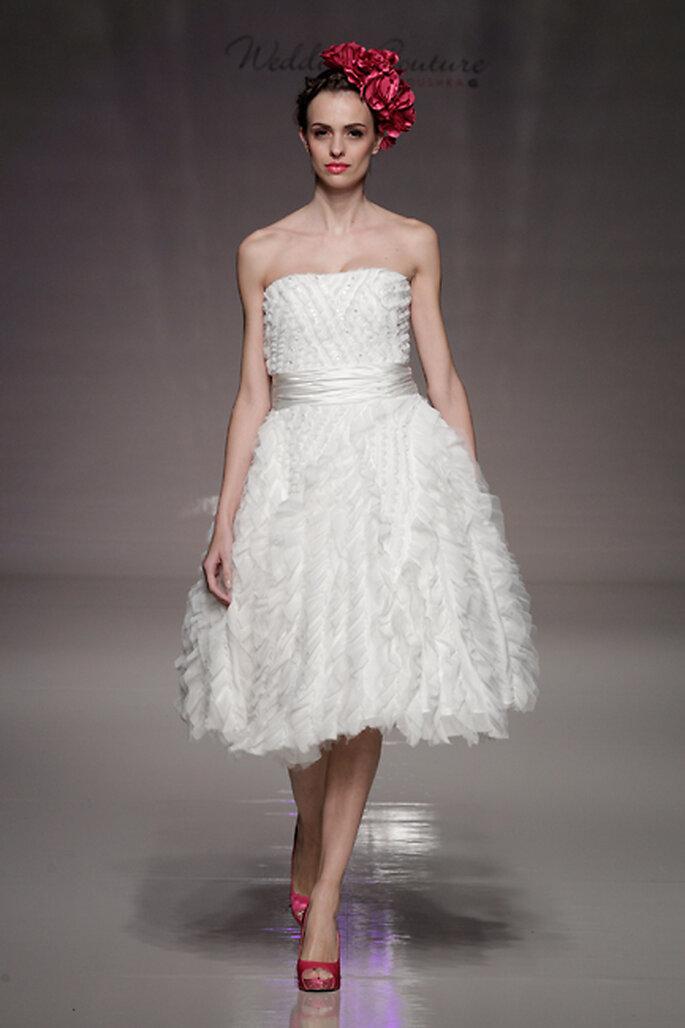 Anoushka G 2013, vestidos de novia