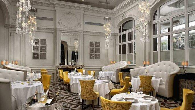 Hotel Trianon Palace Versailles. Foto: divulgação
