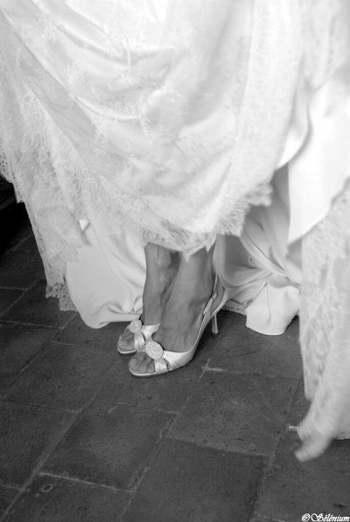Robe de mariée et accessoires : comment faire des économies ? - Crédit photo : Selenium
