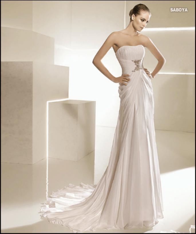 Vestido de novia Saboya, La Sposa