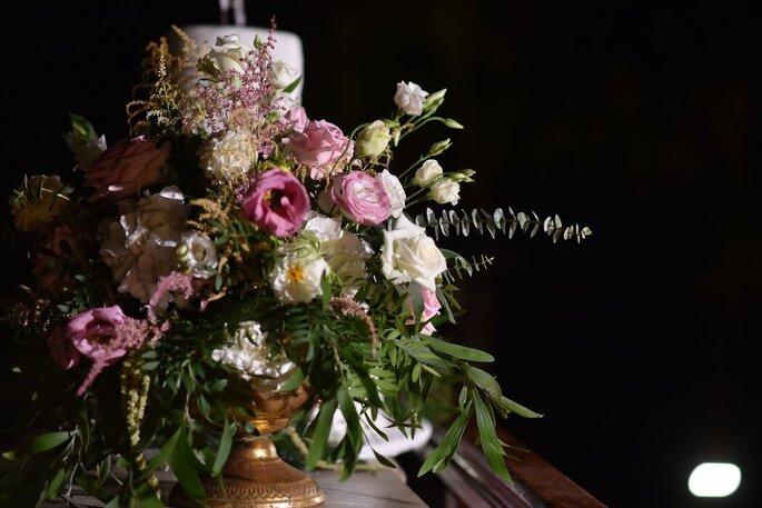 Decoração floral de Bloom Creative