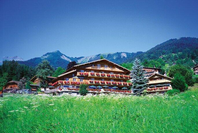 Les Roches Fleuries - Hôtel pour votre mariage à la montagne