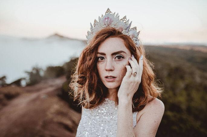 Krone für Hochzeit: Juliann Cheryl