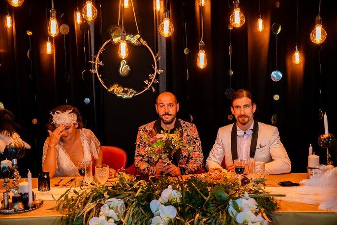 Manu Baeza Monologuista, animación de bodas Valencia