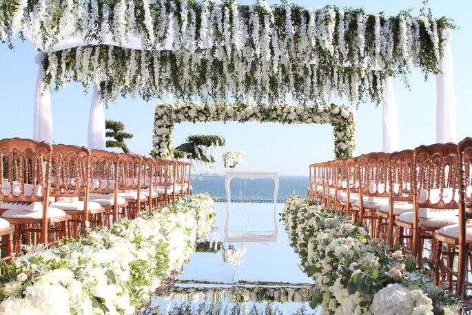 L'Asso dei Fiori - fiori cerimonia nuziale