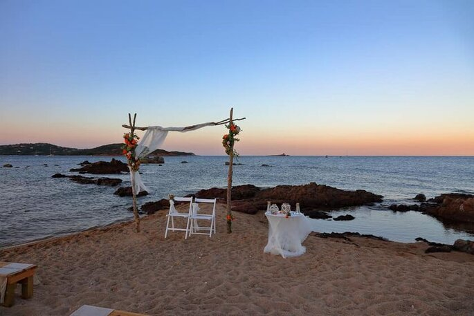 Rêvenementiels - Organisation de mariage - Corse du Sud