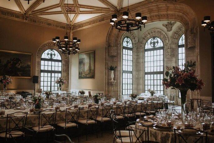 Castillo de Viñuelas, Fincas bodas Madrid
