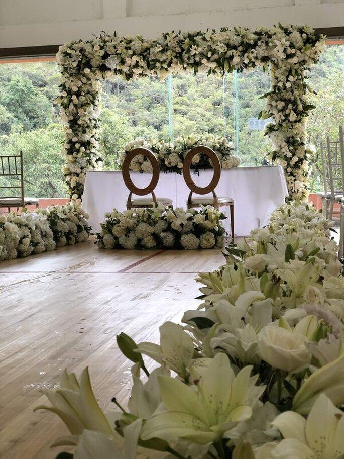 Club Dhuchi Hacienda para bodas Bogotá