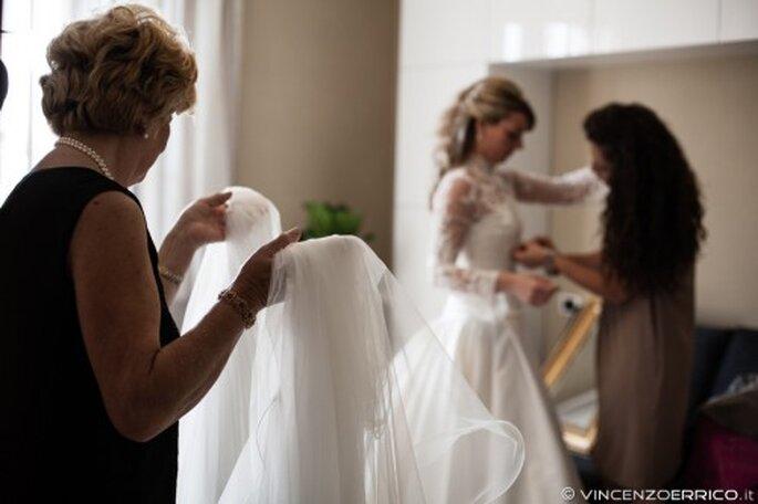 Lo que debes saber si quieres organizar tu boda. Foto Vicenzo Errico