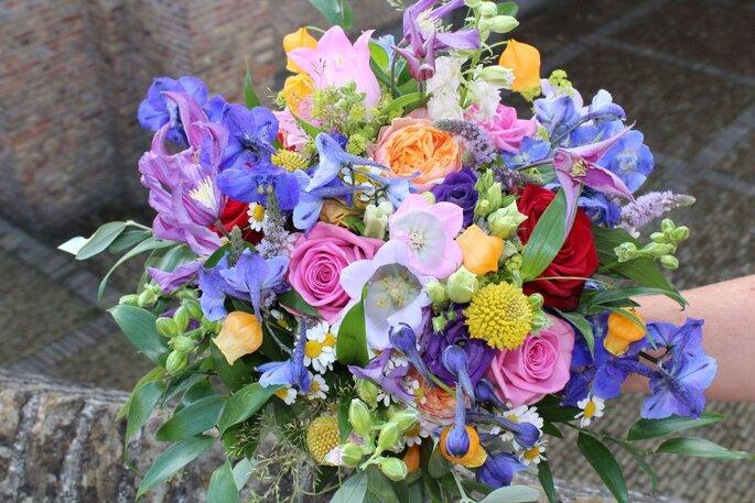 Bloemen en Wonen bij Liza