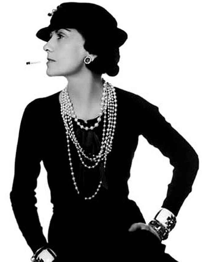 Mariage inspiration Coco Chanel