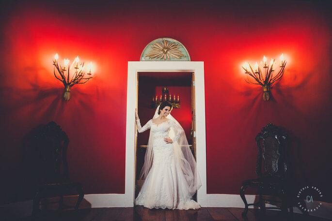 Pose noiva