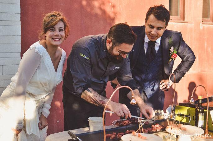 CHEF@home - Traiteur de mariage - Vaucluse