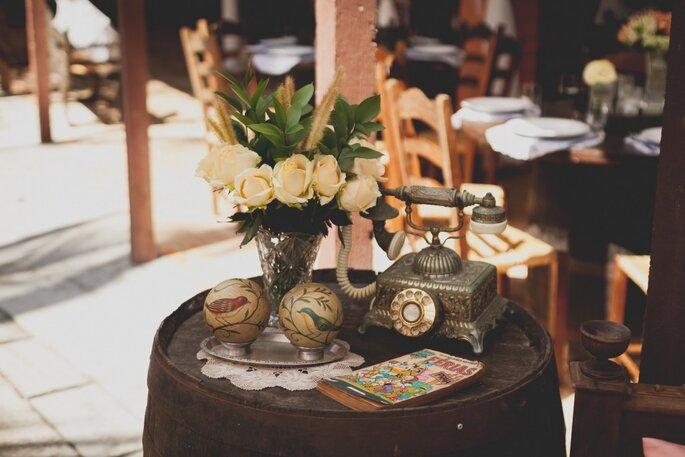 Flores: Antique et Romantique. Foto: Noz Fotografia