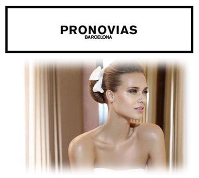 Brautkleider der Pronovias Kollektion 2011