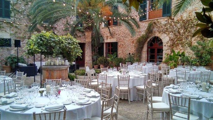 Ses Cases de Sa Font Seca finca bodas Mallorca