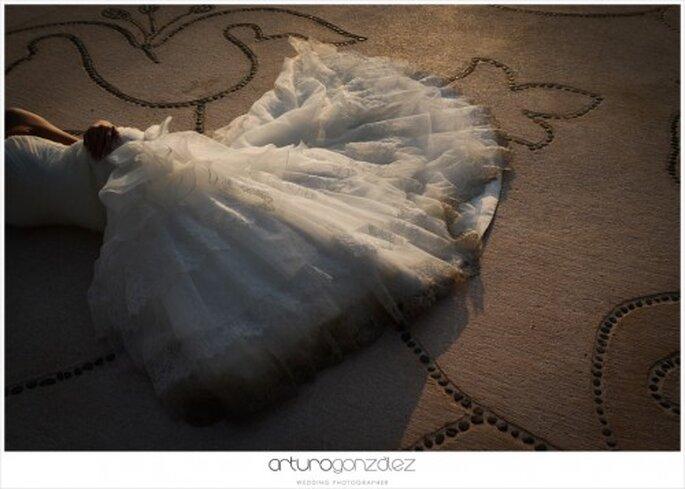 Foto de la semana: una cauda llena de elegancia y hermosos detalles - Foto Arturo González