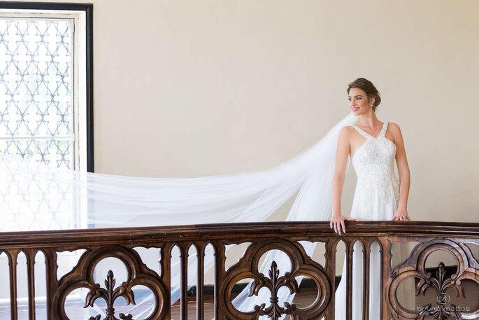 Vestidos lindos e personalizados para cada noiva