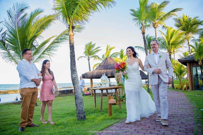 casamento praia arraial dajuda